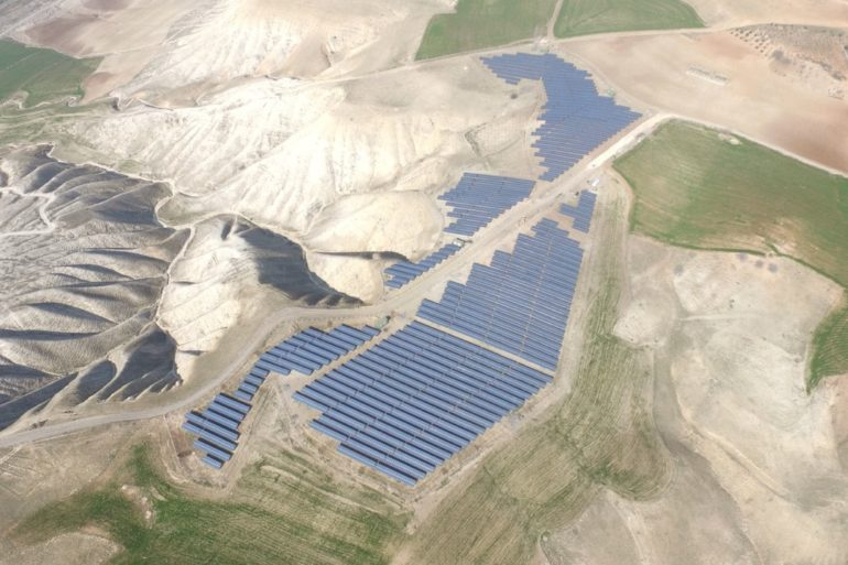 Hive Energy connects 10 MW PV power plant in Turkey