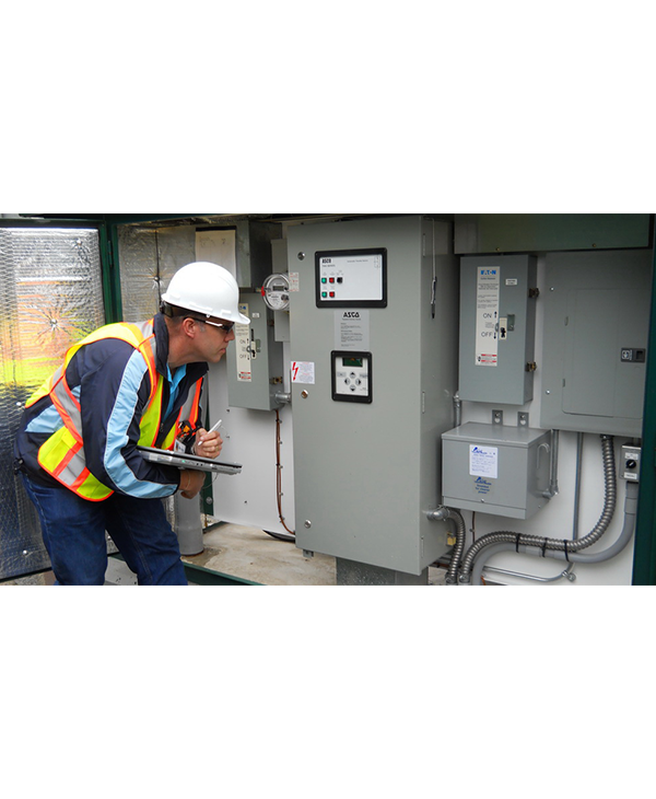 Electrical installation techniques, testing, delivery, operation and maintenance
