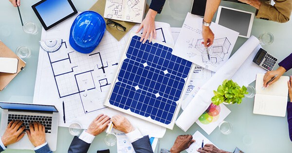 Solar Energy Projects Management