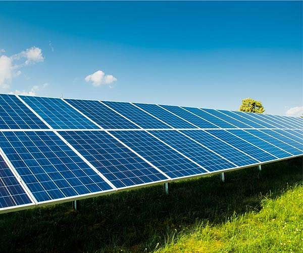 Renewable Energy Solar Panels