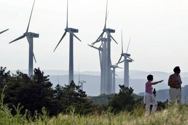 Spain sets out plan for 100% renewable electricity by 2050